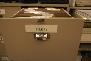 scrapbooking organizer