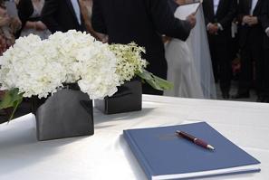 creative wedding scrapbook layouts