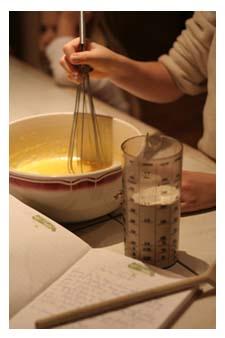 scrapbooking a cookbook