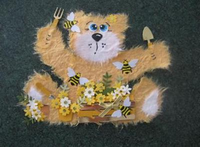 Tear Bear and the Bumble Bees